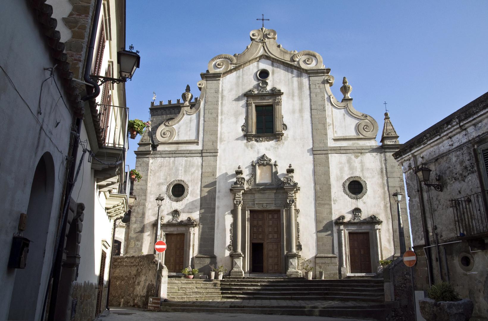 """La Chiesa del Padrino - """"Il Padrino 2 """" - Forza d'Agro"""