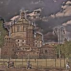 La Chiesa del pantheon a Milano