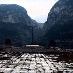 la chiesa di Longarone