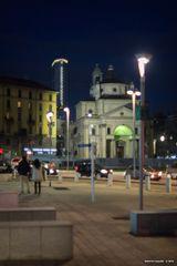 La chiesa di San Gioachimo, Milano