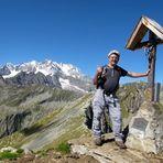 La cima, 2546 Mt.