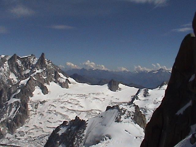 la cimas de europa los alpes