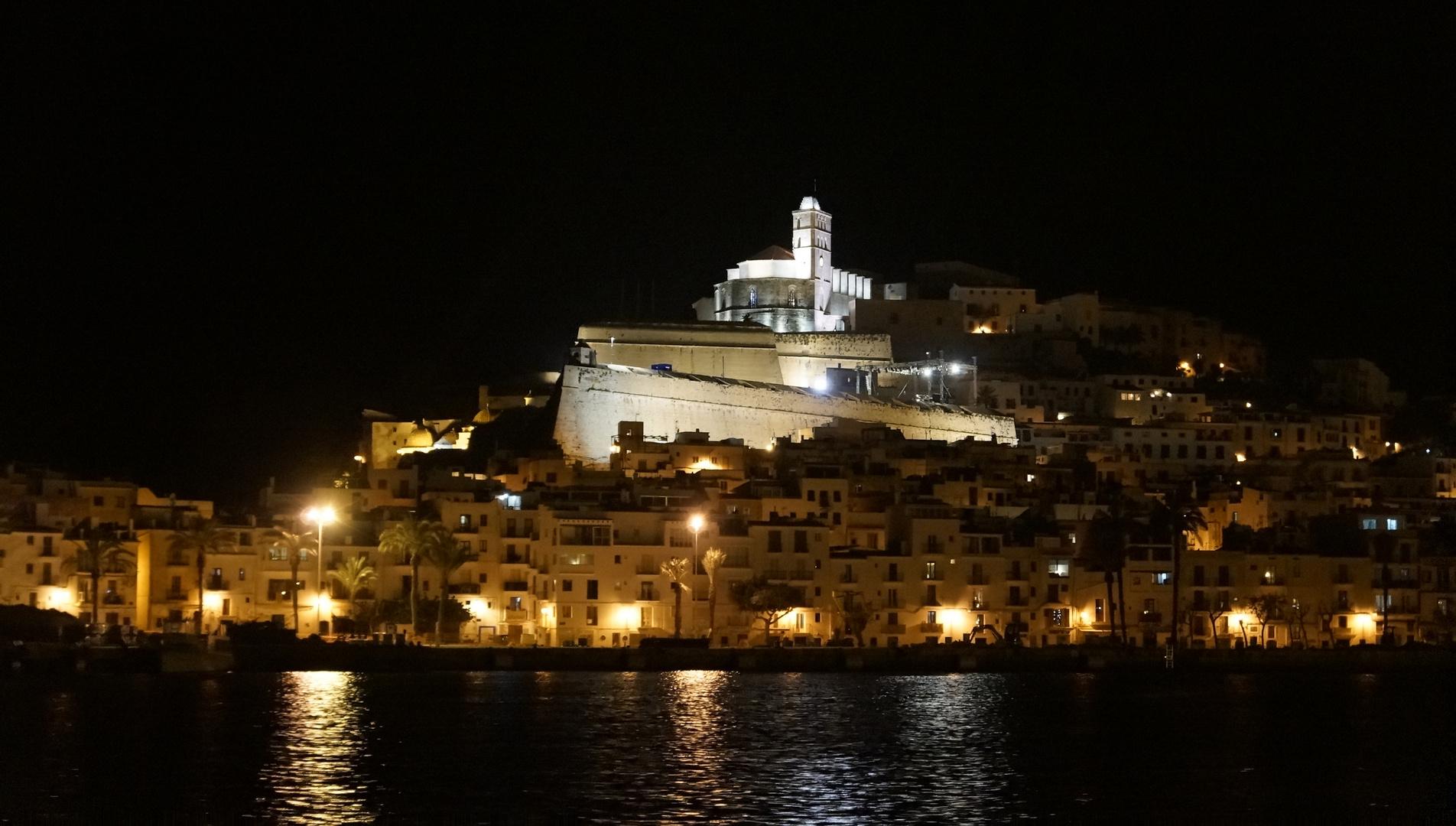La citadelle d'Eivissa