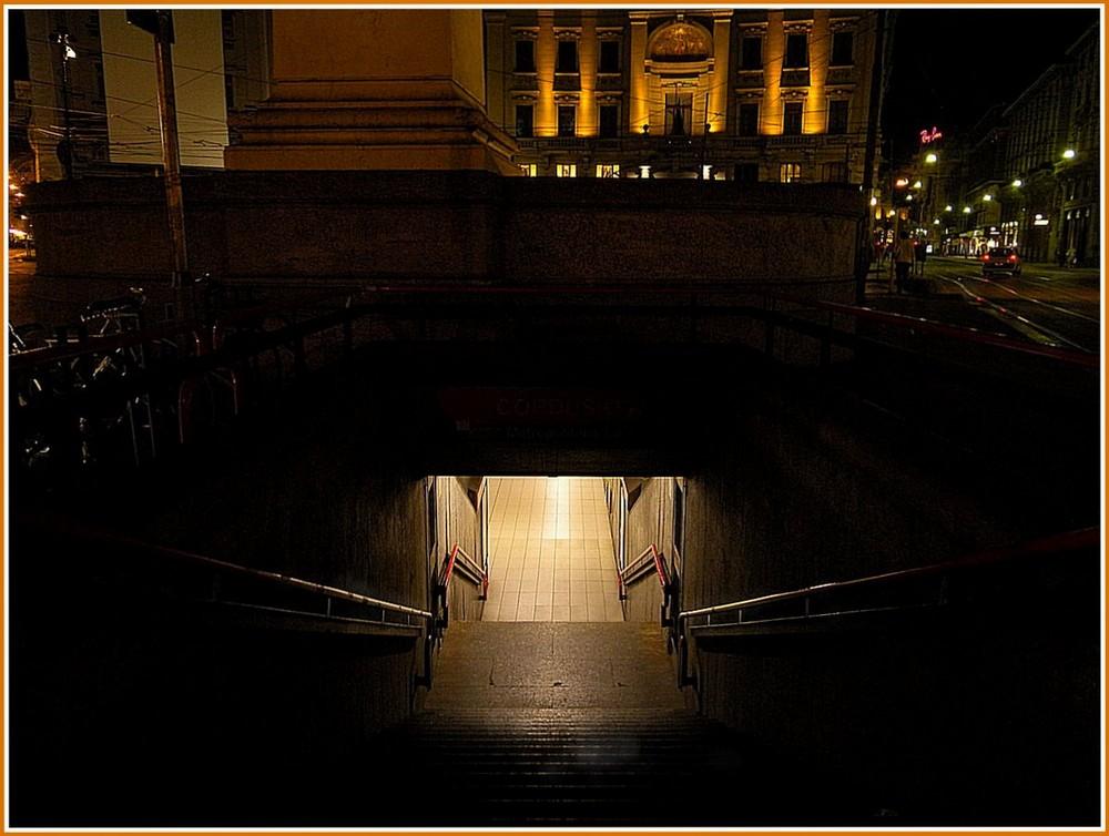 La città sotterranea