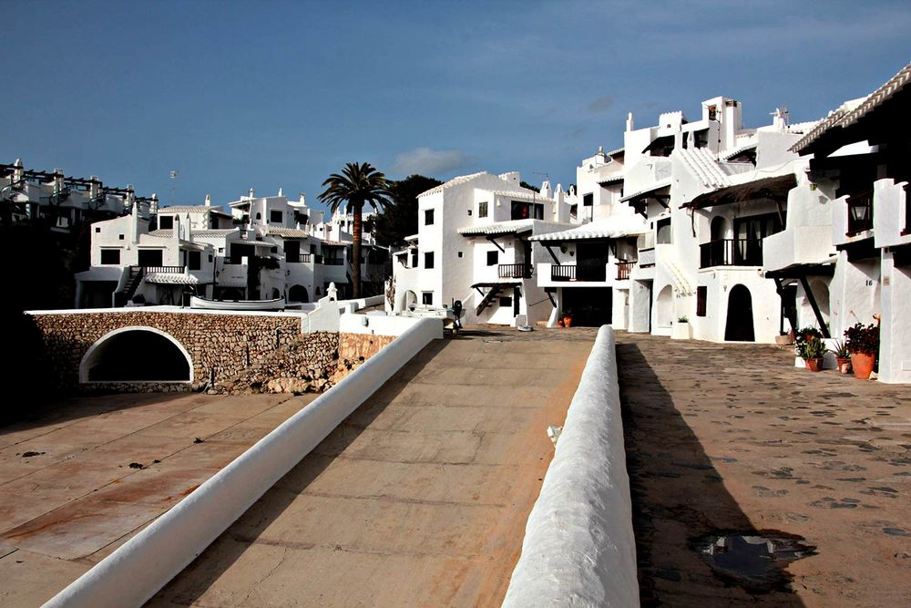 la ciudad blanca - Binibeca IV