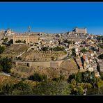 La ciudad imperial -- Toledo ---