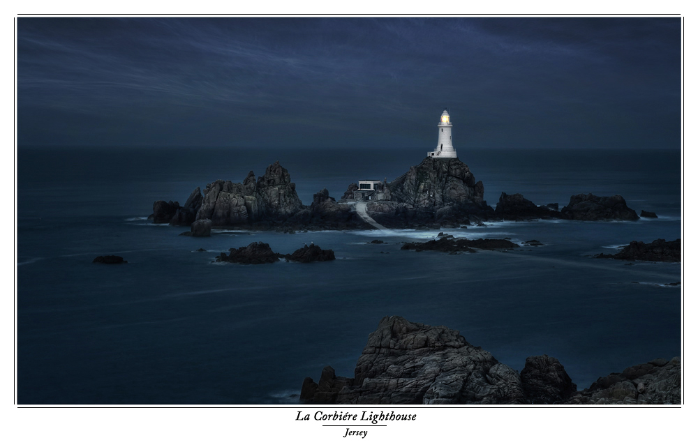 La Corbiére lighthouse, Jersey (3)