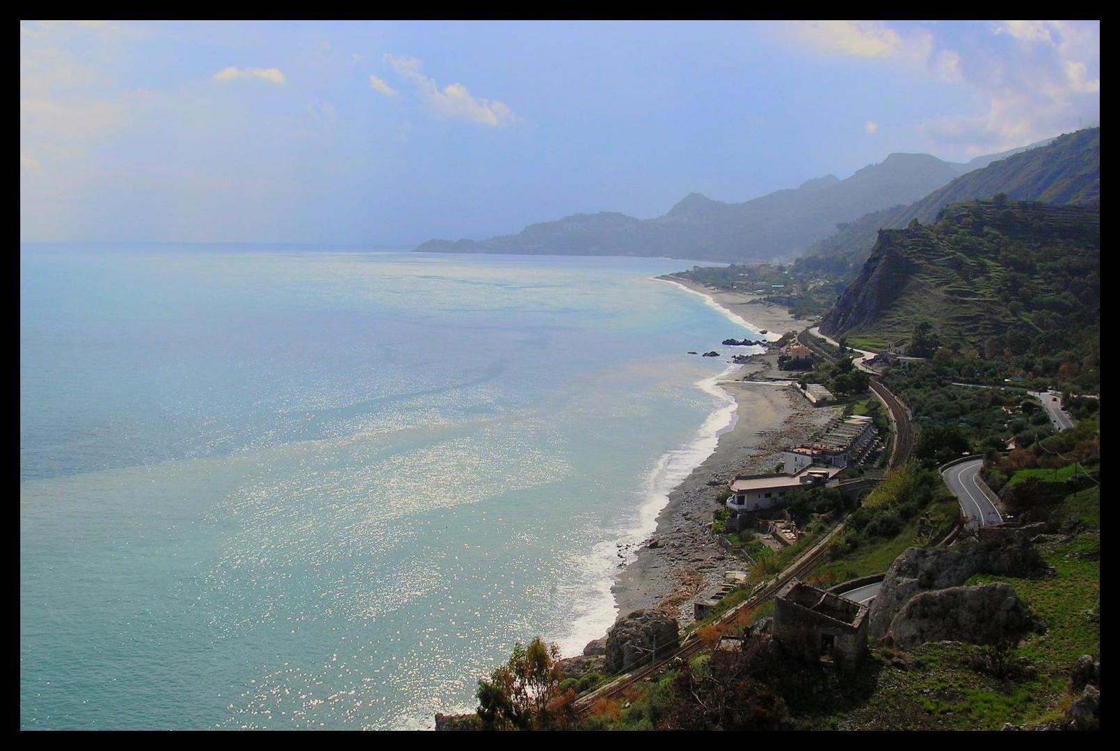la costa ionica