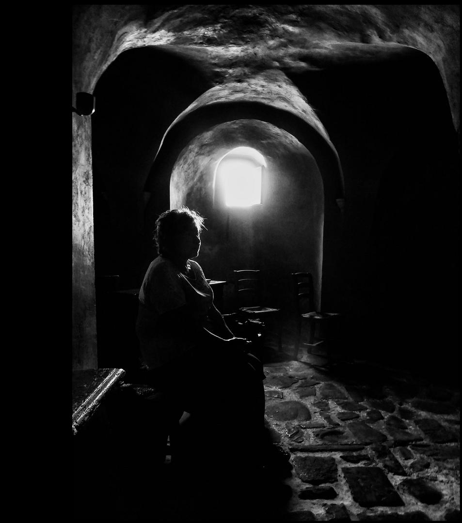 ...la Cripta...due..