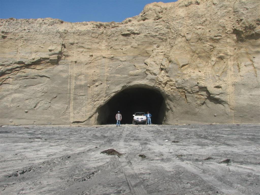 la cueva de colonet por fuera