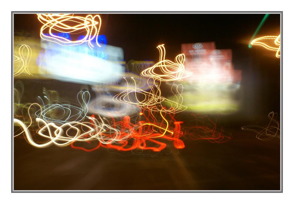 la dance de la lumiére