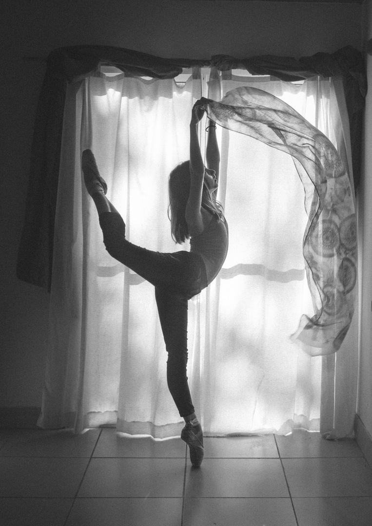 La danza del pañuelo II
