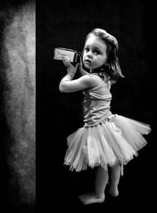 La danzarina