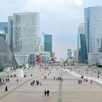 La Defénse - Eine ganz andere Sicht aus der Umgebung von Paris