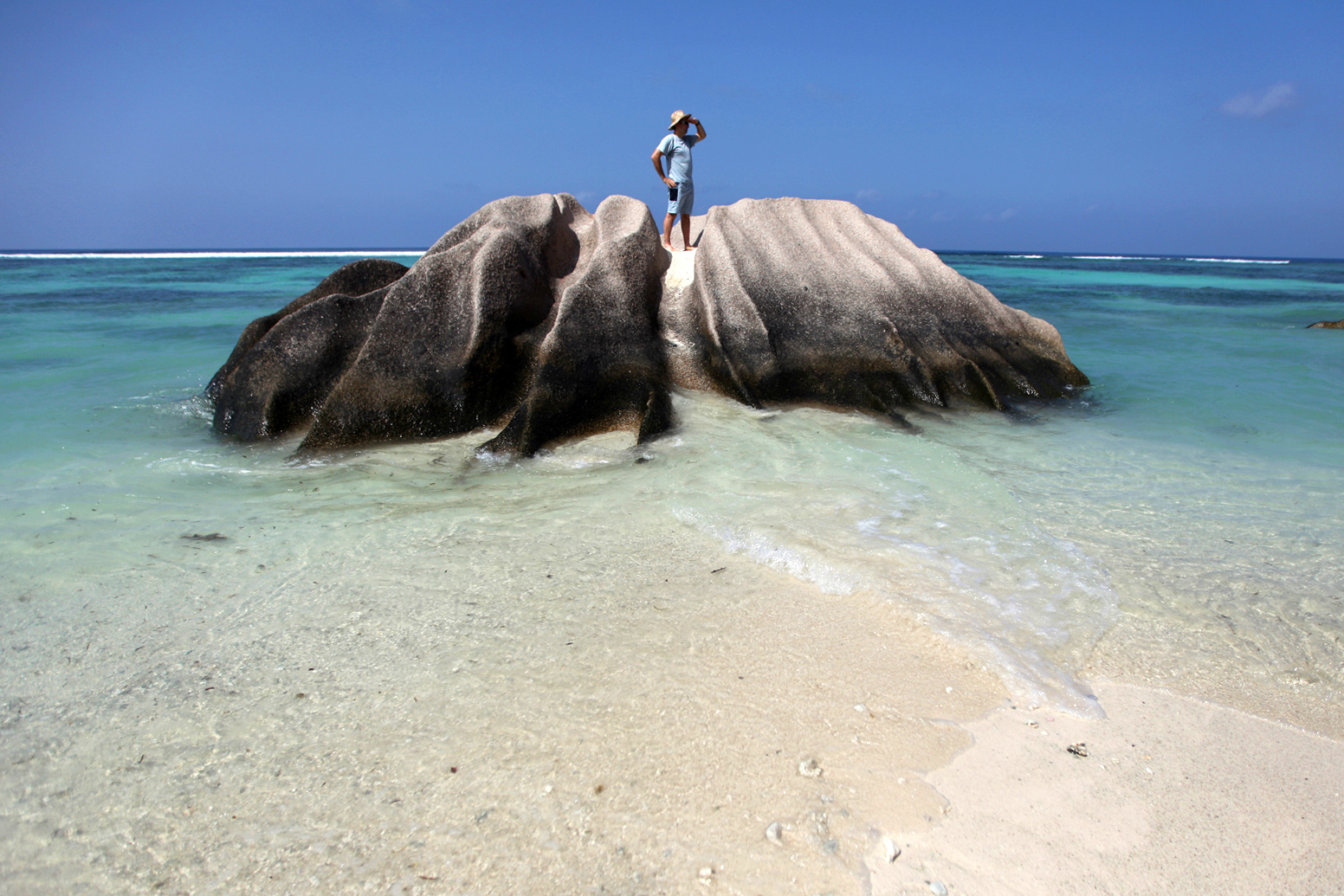 La Digue, Anse Source D´Argent