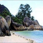 La Digue plage