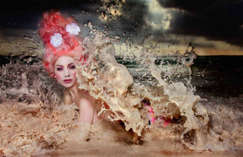 La diosa de las olas / Teatro Caribe