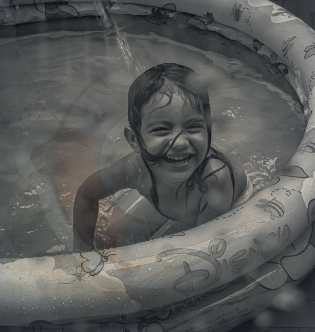 La diversión del agua