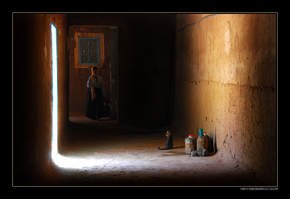 La Donna Berbera  (The Berber woman)
