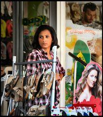 La donna è mobile...Bionda e Bruna.