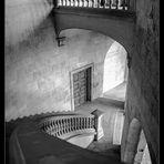 La escalera del emperador III   -b/n-