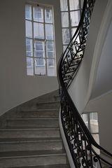La escalera para subir al purgatorio