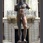 La Escultura Enmarcada