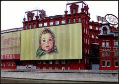 La fabbrica della cioccolata.....Mosca