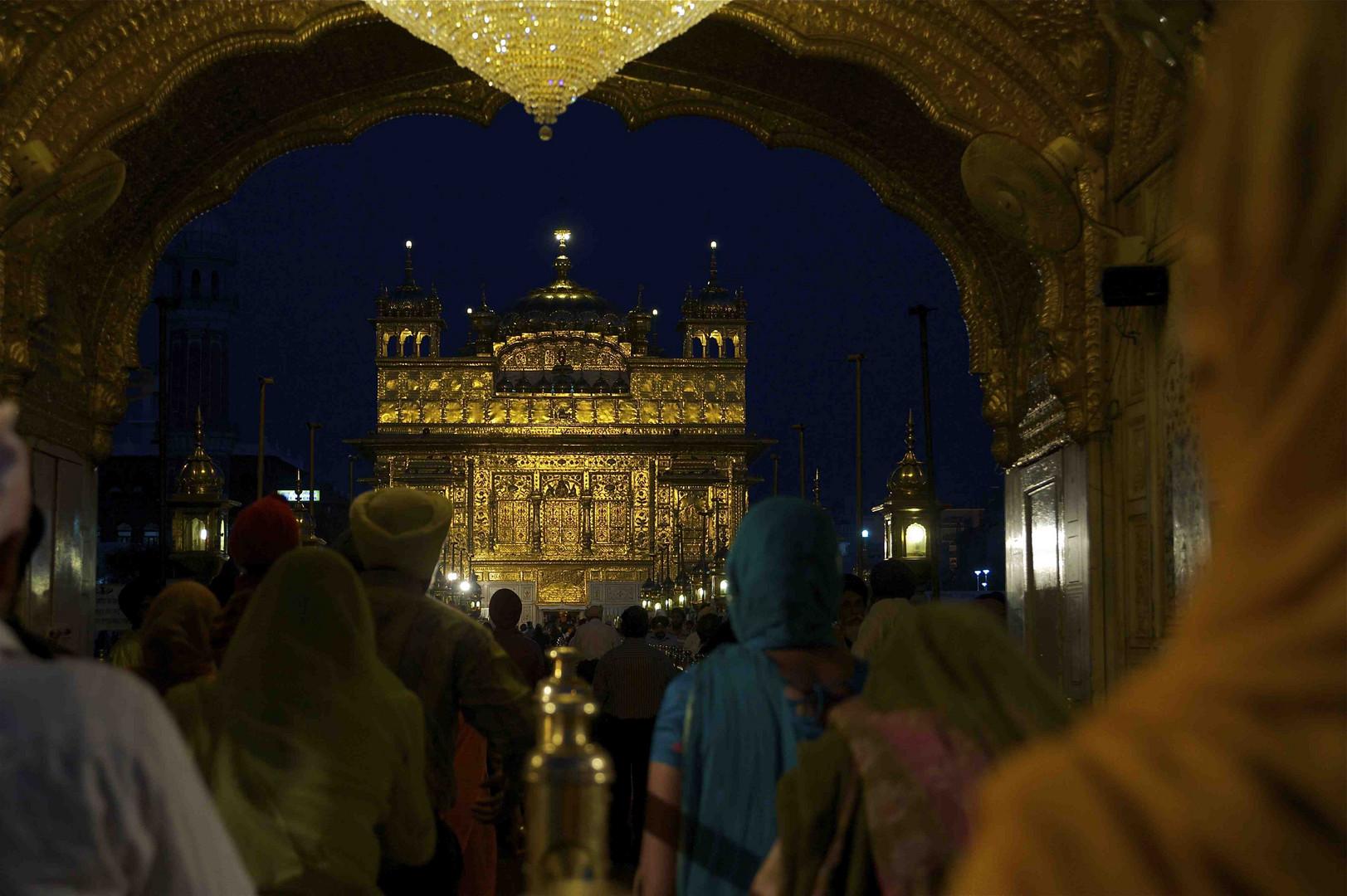 La fede ad Amritsar