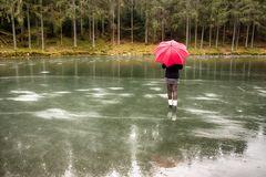 La fée sur l'eau