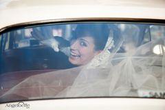 La felicità si fa sposa..