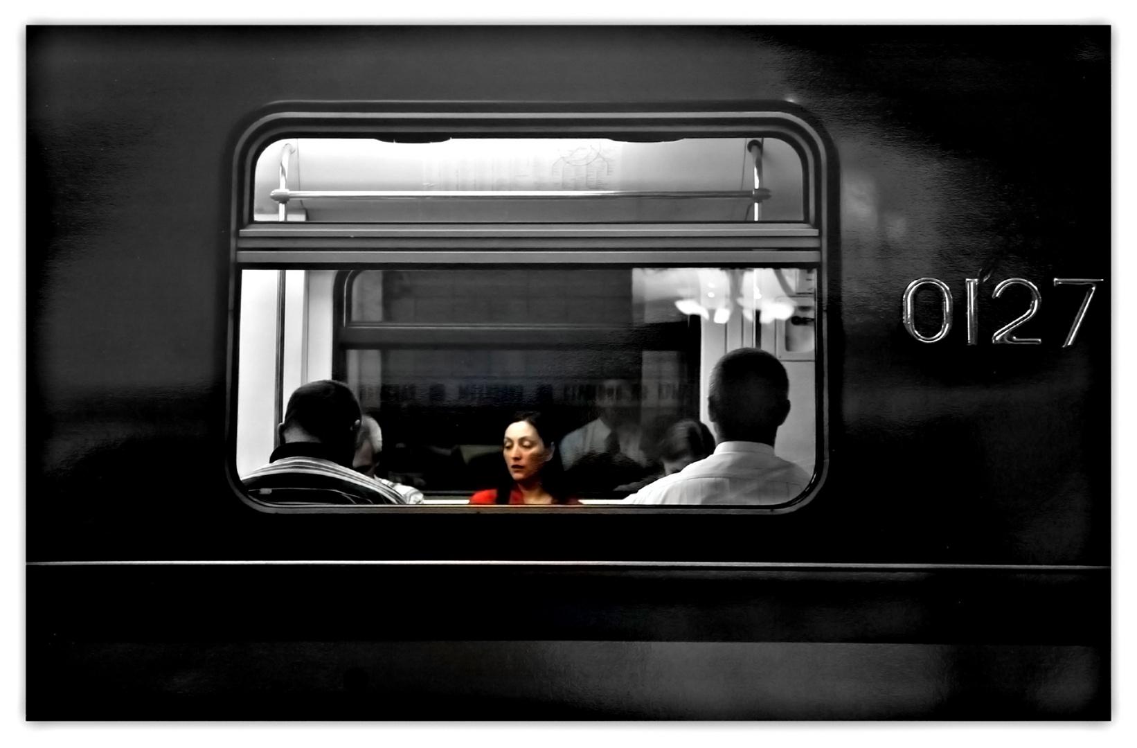 La Femme en Rouge...........