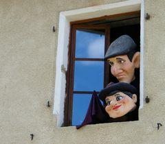 La fenêtre du marionnettiste