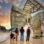 la fondation Louis Vuitton...Paris