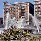 La  fontana  a Malaga