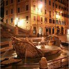 La Fontana della Barcaccia