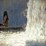La fontana delle modelle