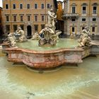 La fontana di Nettuno