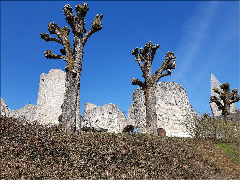 ..La forteresse de Yèvres le Châtel (45)..