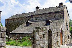 La Garde-Guerin, Cévennes ...