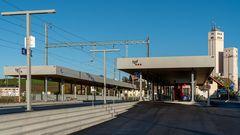 La gare de tpf