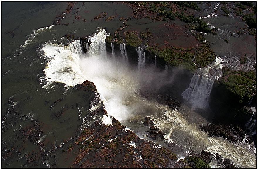 [ La Garganta del Diablo - Iguazú ]