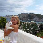la gatta viaggiatrice che ha visitato posti incantati