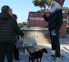 La gente di Roma...