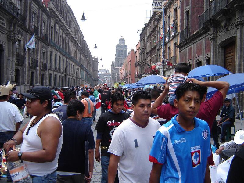 la gente en mexico