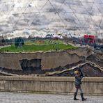 La Géode Paris .