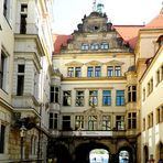 La Georgentor a Dresda