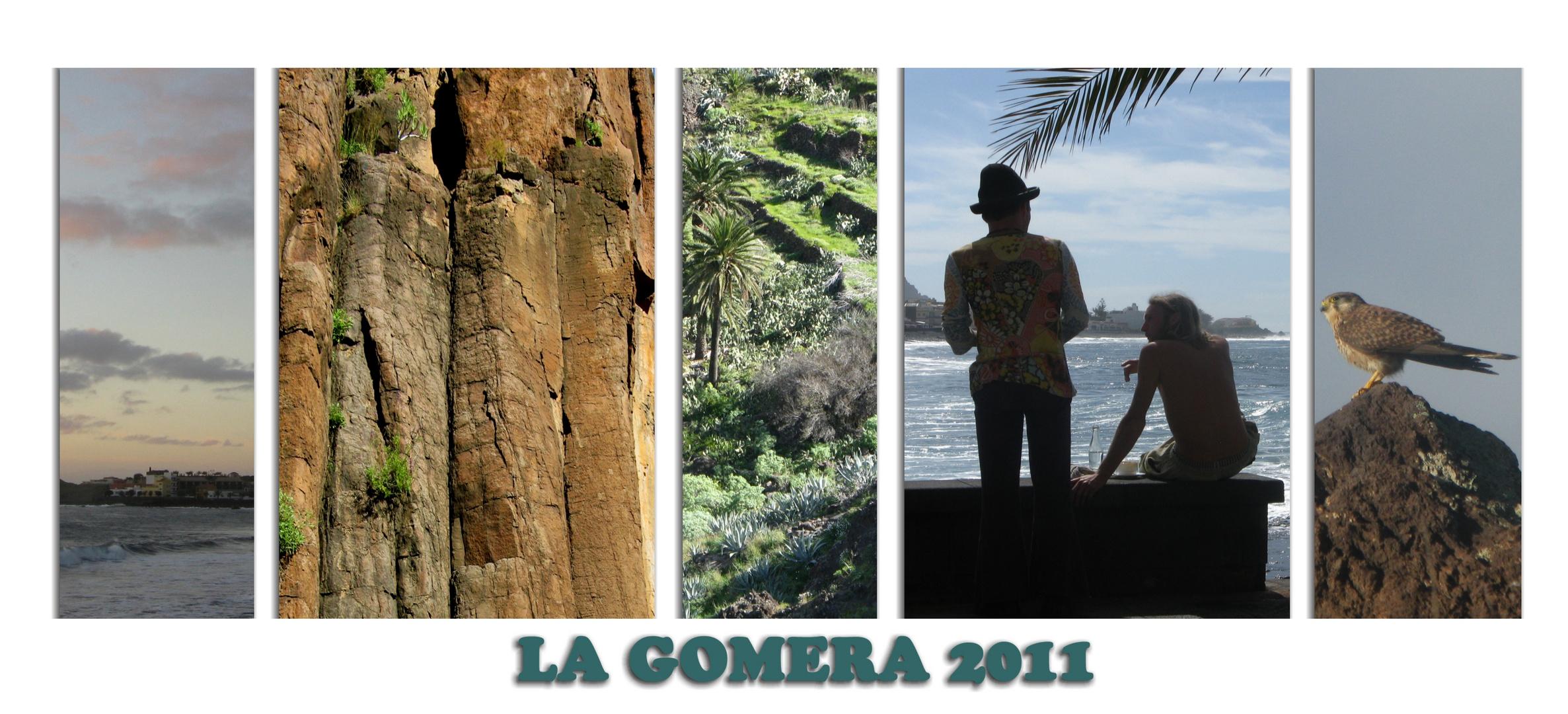 La Gomera 2011