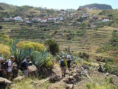 La Gomera (9) Wandern mit der ASI