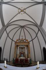 La gomera - Kirche in Agulo